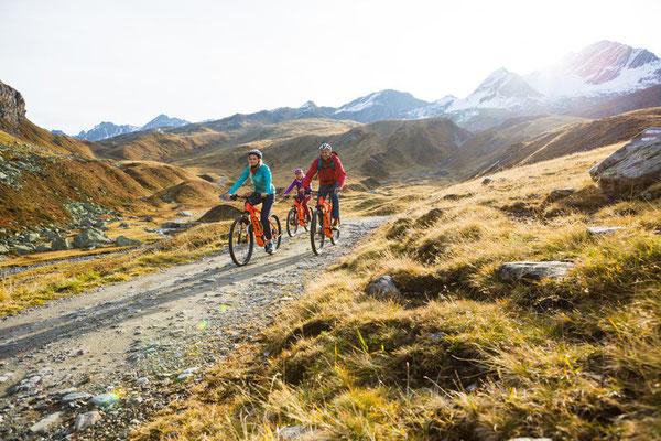 E-Bike Tour zur Heilbronner Hütte (c) Stefan Kothner - Montafon Tourismus GmbH