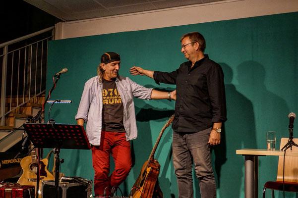 Andreas und Hubert Schirneck