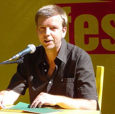 Lesung Hubert Schirneck in Erlangen