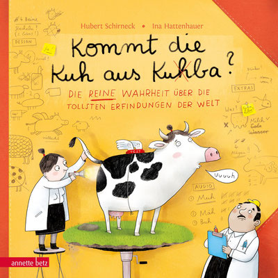 """Schirneck / Hattenhauer - """"Kommt die Kuh aus Kuhba?"""""""