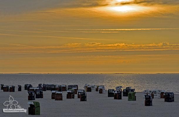 Abendstimmung an der Nordsee  -Mai15-
