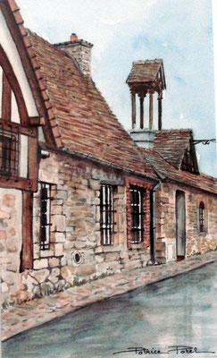 Hostellerie de Guillaume le Conquérant