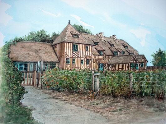 Maison de la nature Sallenelles