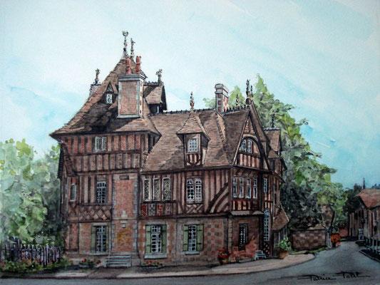 Manoir du MESNILde Bavent Calvados