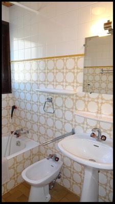 salle de bain - wc séparés