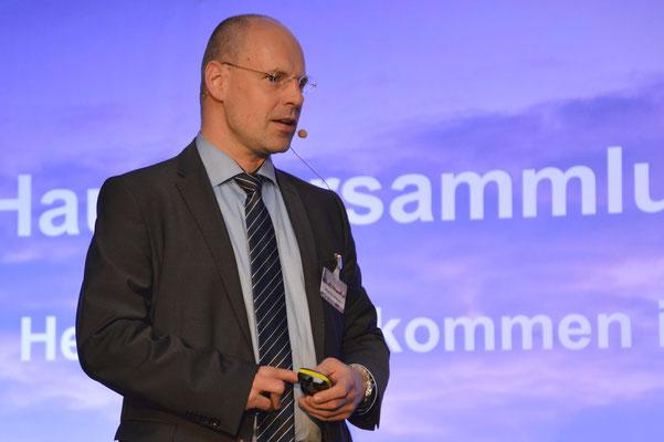 Stephan Ortmann gab wichtige Informationen zum Thema FLI.