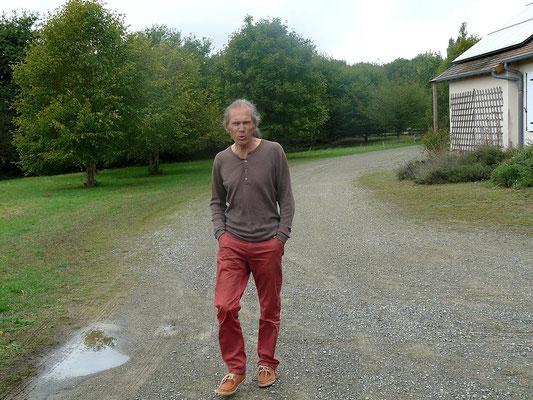 Michel Meunier, apiculteur passionné et passionnant!