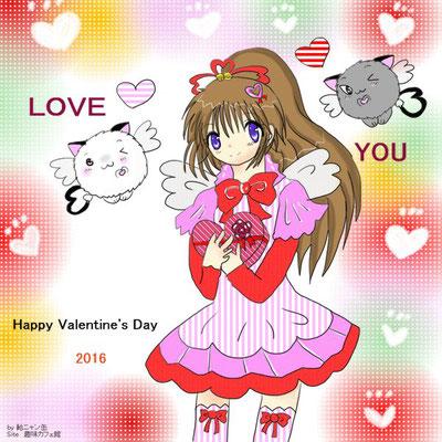 happy Valentine 2016 <p>2016年2月14日更新 Azpainter2使用