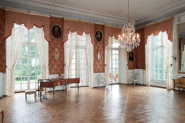 Landsitz Blumenstein, Solothurn, Schweizerischer Kunstführer GSK