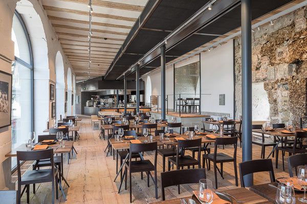 Schloss Burgdorf, Restaurant