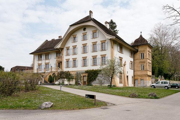 Löwenberg, Murten, Schweiz. Kunstführer GSK