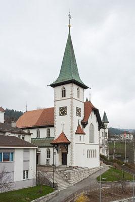 Église Saint-Michel, Tramelan