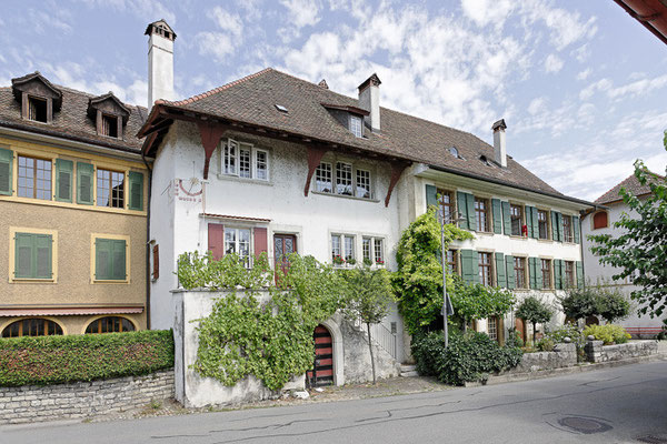Ligerz, Schweiz. Kunstführer GSK