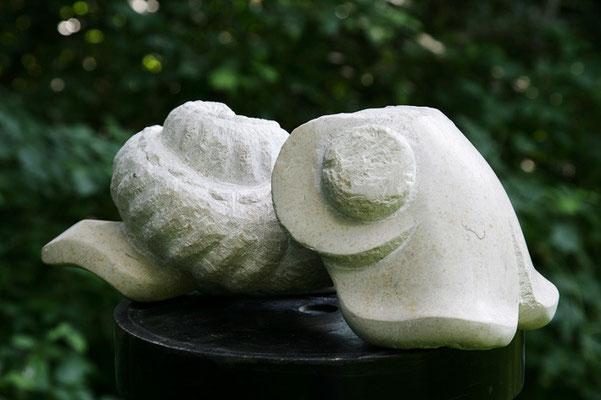 Verena Suter, Skulpturen, Villa Schmid Burgdorf 2008