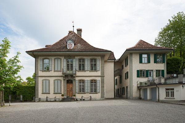 Campagne Oberried, Belp, Schweizerischer Kunstführer GSK