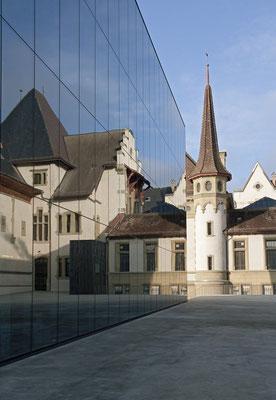 Kubus/Titan, Historisches Museum Bern