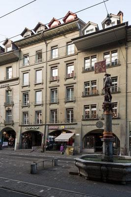 Wohn- und Geschäftshaus Marktgasse 18, Bern