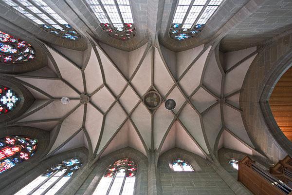 Stadtkirche Burgdorf, Schweiz. Kunstführer GSK