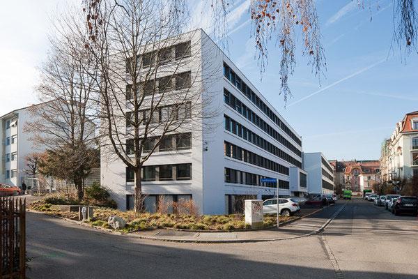 Wohn- und Geschäftshäuser Seftigenstr. 41-45, Bern
