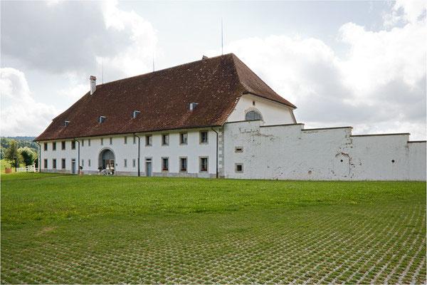 Ferme de l'ancienne abbaye de Bellelay