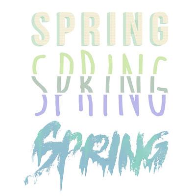Déclinaison de spring