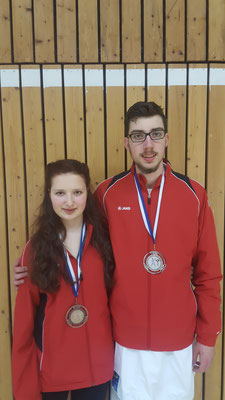 Josina und Cedrik Treptow