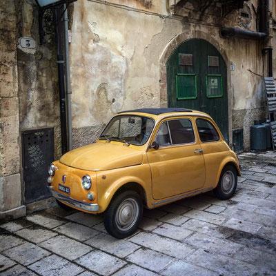 Le cliché italien !