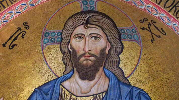 Le Christ Pantocrator de Cefalù