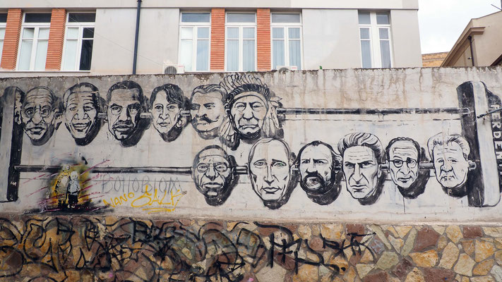 Street-art de Palerme