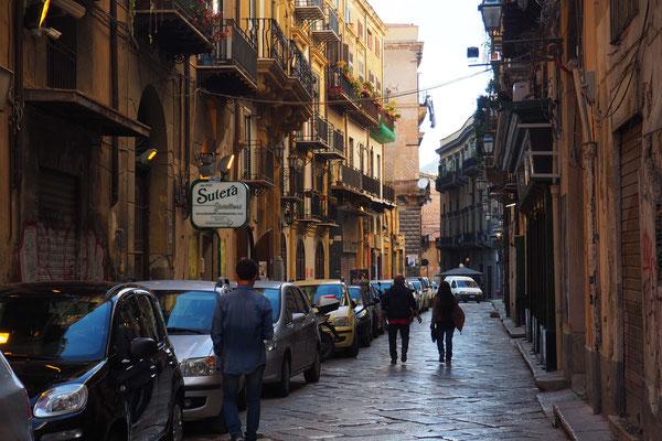Ambiances urbaines à Palerme