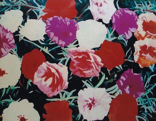「松葉牡丹」1988年