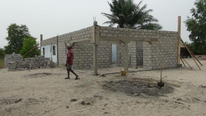 Vergrösserung und Umbau der Schulhausprovisoriums