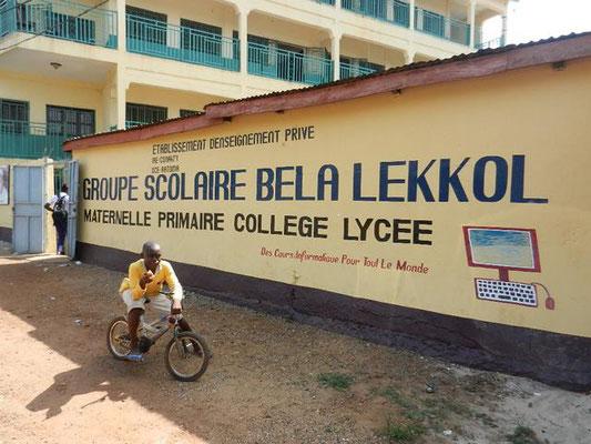 Schule in Conakry