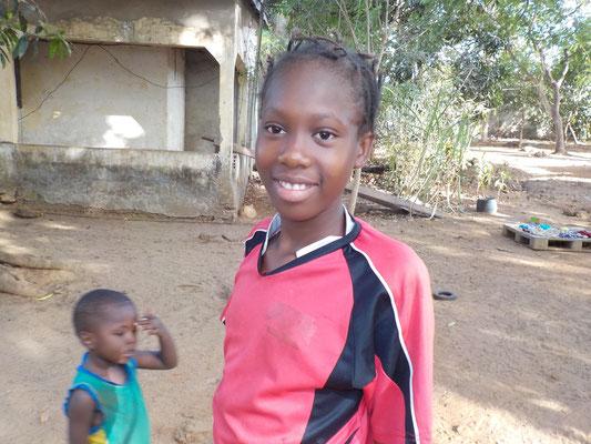 Schulbeitrag für Mariama