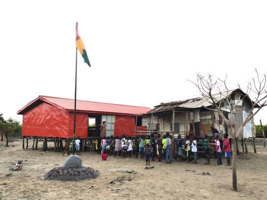 Vorschulbau in Meyingbé