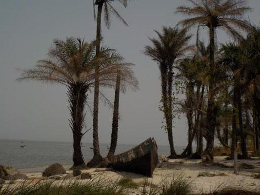 Hafen von Taayaki