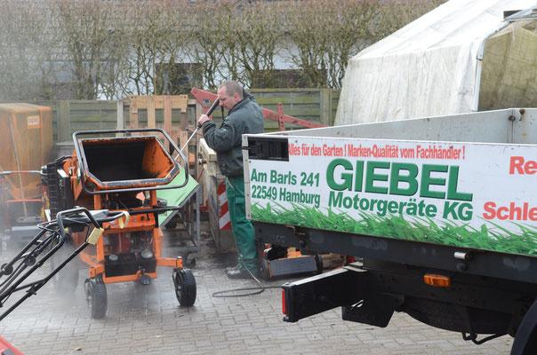 Werkstatt Motorgeräte Giebel