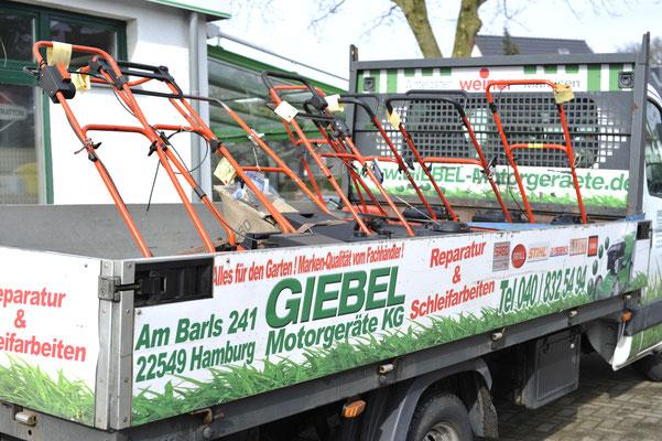 Motorgeräte Giebel Hamburg