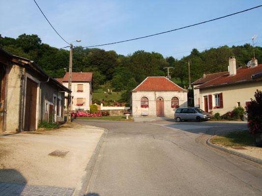 Lavoir du village 1830