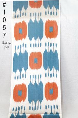 IKAT silk finest quality IKATbyFelli.com fabric stoff seide