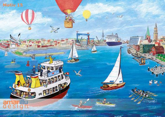 www.amarillu.de, Kiel Hafeneinfahrt, Motiv 15