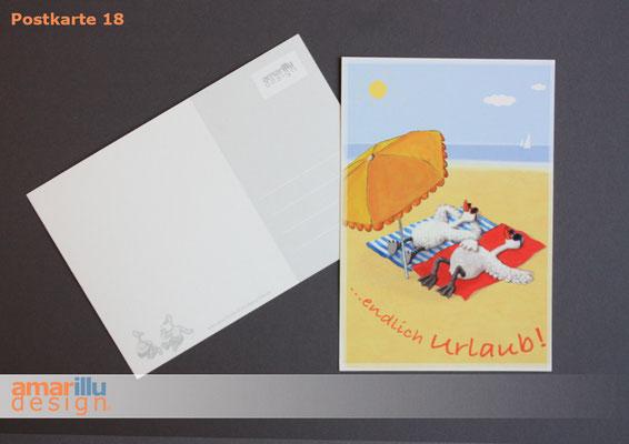 www.amarillu.de, Endlich Urlaub, Motiv 18