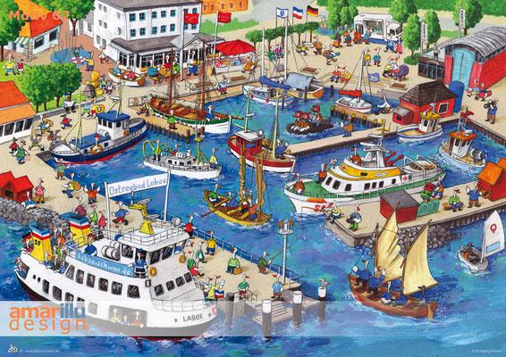 www.amarillu.de, Laboe Hafen, Motiv 02
