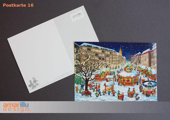 www.amarillu.de, Kieler Weihnachtsmarkt, Motiv 16