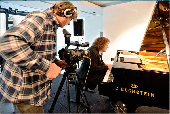 Soundcheck - Foto: Gerhard Richter