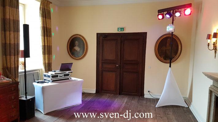 Hochzeits Discjockey Schloss Auel in Lohmar, Rhein-Sieg-Kreis