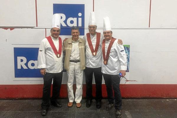 TV RAI italia