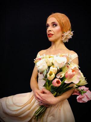 2021 EVITA Kostüm: Narciss & Goldfaden/Foto: Andreas Köhler