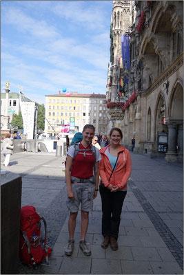 Los gings in München. Bildquelle: 2muve.de