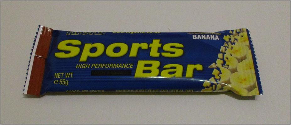 Sports Bar Banane